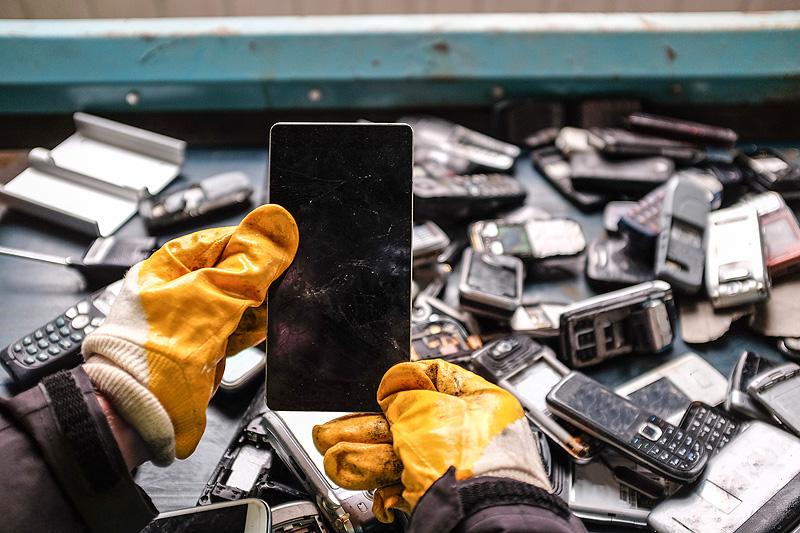 Decreto assinado em fevereiro cria regras para o descarte de lixo eletrônico (Getty Images)