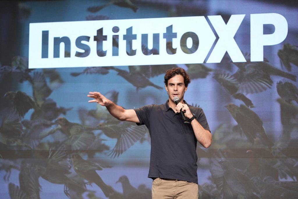 Guilherme Benchimol, CEO da XP Inc, fala em evento Expert ESG